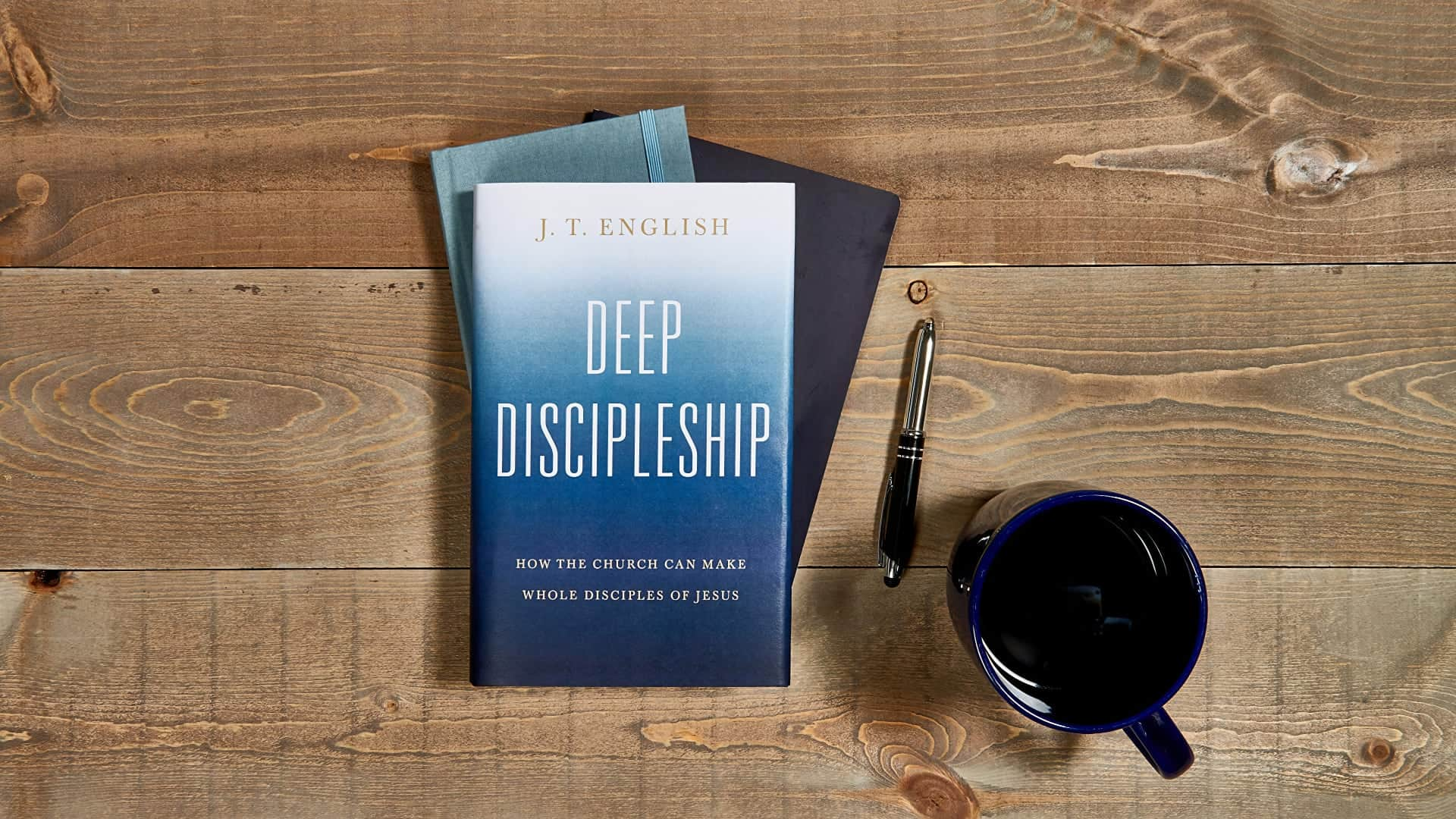 Deep Discipleship with J.T. English