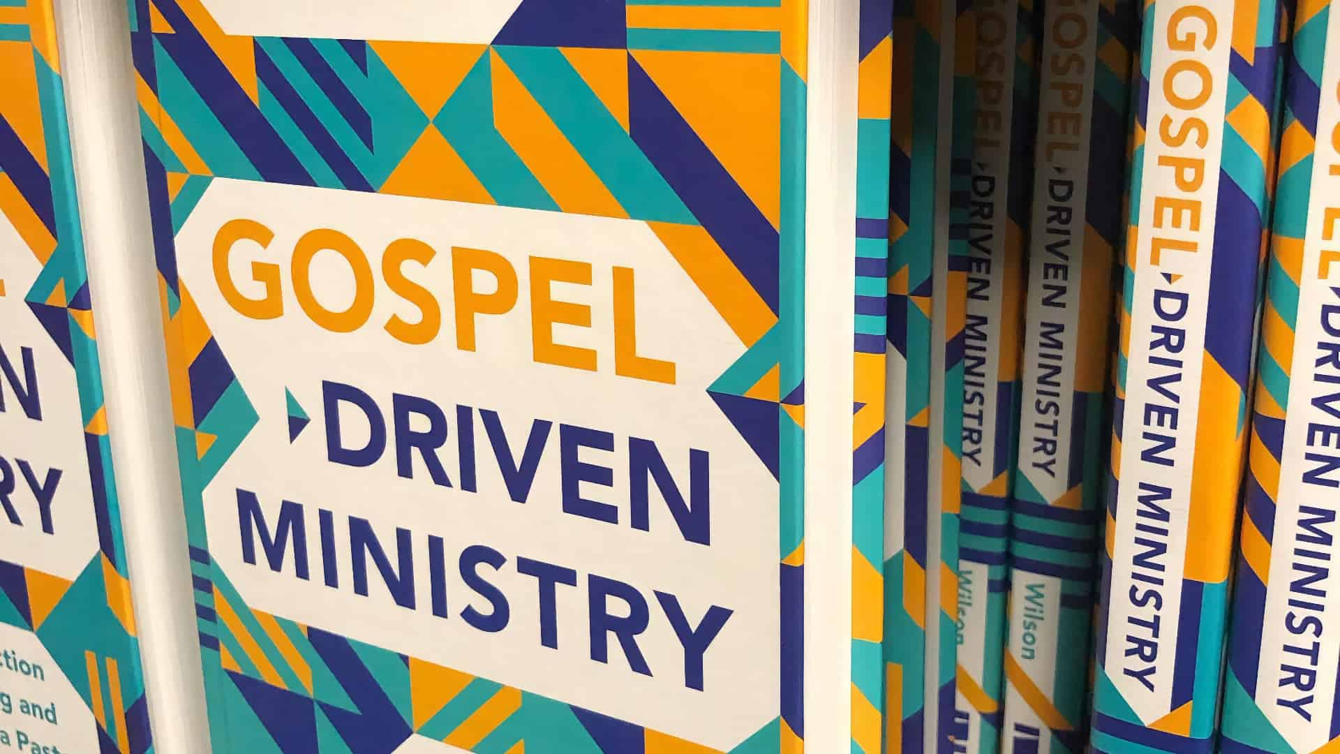 Discipleship and Gospel-Driven Ministry with Jared C. Wilson