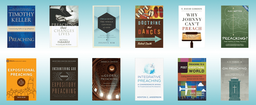 A Year of Books on Preaching